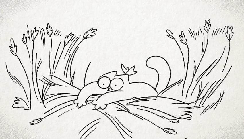 Simon's Cat - UFO