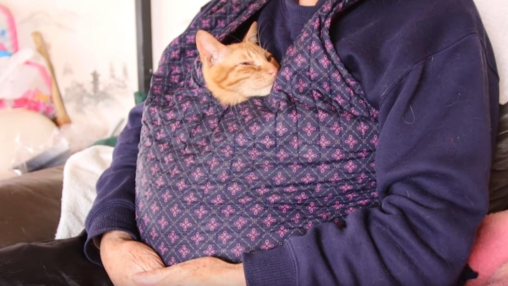 Snuggle With Grandma