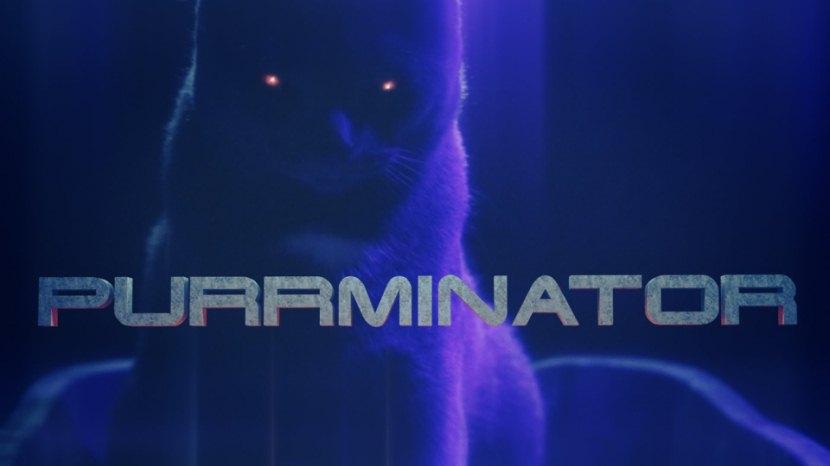 The Purrminator - Terminator Parody